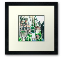 Rivendel Framed Print