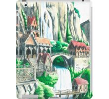 Rivendel iPad Case/Skin