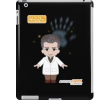 Walter Bishop NendoBootleg iPad Case/Skin