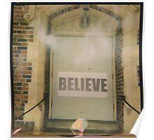 crooked belief Poster