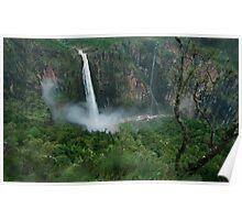 Wallaman Falls , FNQ Poster