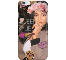 Queen kylie jenner iPhone Case/Skin
