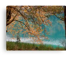 Pure poetry Canvas Print
