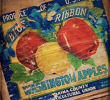 Washington Apples by Robert Baker