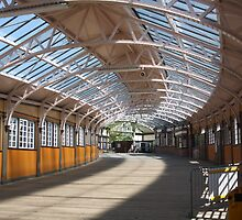Inside Wemyss Bay Train Station , Inverclyde by shopinverclyde