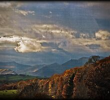 Lakeland in Autumn by almaalice