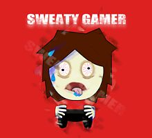 Sweaty Gamer Unisex T-Shirt