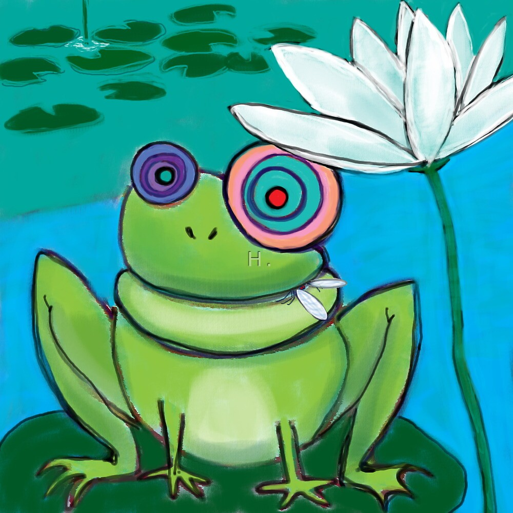 Freaky Full Froggy by H .