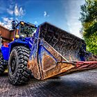 THW-Wheel-Loader by MarkusWill