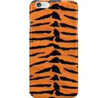 Tiger Pattern Halloween Costume iPhone Case/Skin