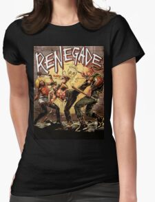 Renegade Womens Fitted T-Shirt