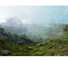 Landscape Photography - Niagara 03 Photographic Print