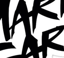 DJ Martin Garrix Official Logo Product Sticker