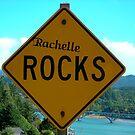 Let's hear it for Rachelle! by Bryan D. Spellman