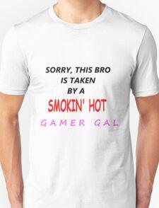 GAMER BRO  T-Shirt