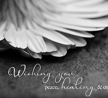 Peace, Healing & Comfort by Franchesca Cox