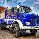 THW Equipment Vehicle (GKW) by MarkusWill