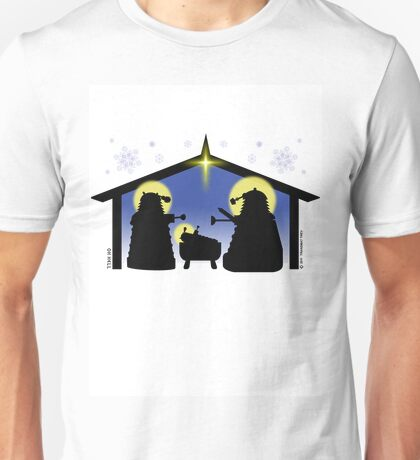 Skaro Nativity Unisex T-Shirt