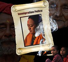 Immigration Policy by Peter Hammer