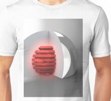 Red Cores Unisex T-Shirt