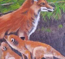 Foxhole Sticker