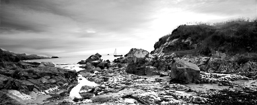 Drumnacraig Strand - Donegal, Ireland by Dave  Kennedy