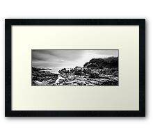 Drumnacraig Strand - Donegal, Ireland Framed Print