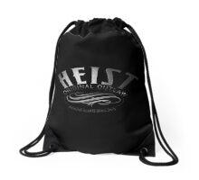 Heist Drawstring Bag