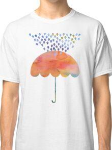 Rainbow Umbrella Classic T-Shirt