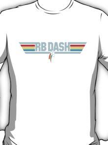 Rainbow Dash - Top Gun Logo T-Shirt