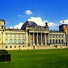 BERLINER REICHSTAG by TCL-Cologne