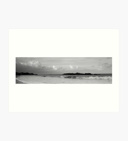 Drumnacraig Strand in Donegal, Ireland Art Print