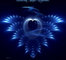 Healing Angel - Raphael by saleire
