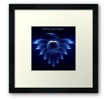 Healing Angel - Raphael Framed Print