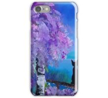 Vacation spot iPhone Case/Skin