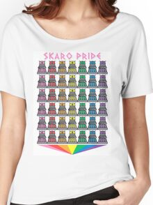 Skaro Pride March Women's Relaxed Fit T-Shirt