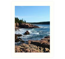 Landscape Photography - Acadia 10 Art Print