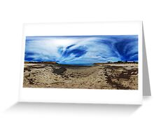 Myponga 360 Greeting Card