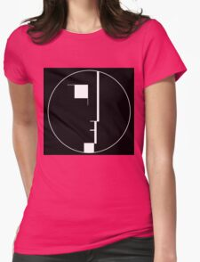 bau_haus Womens Fitted T-Shirt