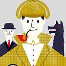 Sherlock by LordWharts