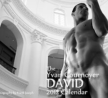 Yvan Cournoyer 'David' Calendar 2012 by Frank Joseph