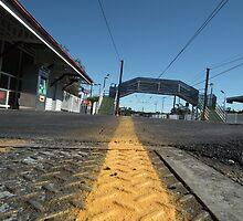 Yellow Line by Mathew Lys by Access Arts Camera Wonderers