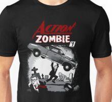 Action Zombie #1 Unisex T-Shirt