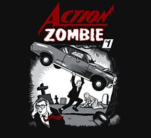 Action Zombie #1 T-Shirt