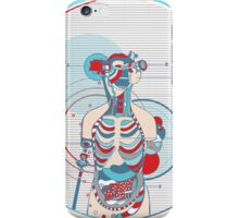 Human Body iPhone Case/Skin