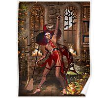 Cast a Halloween spell  Poster