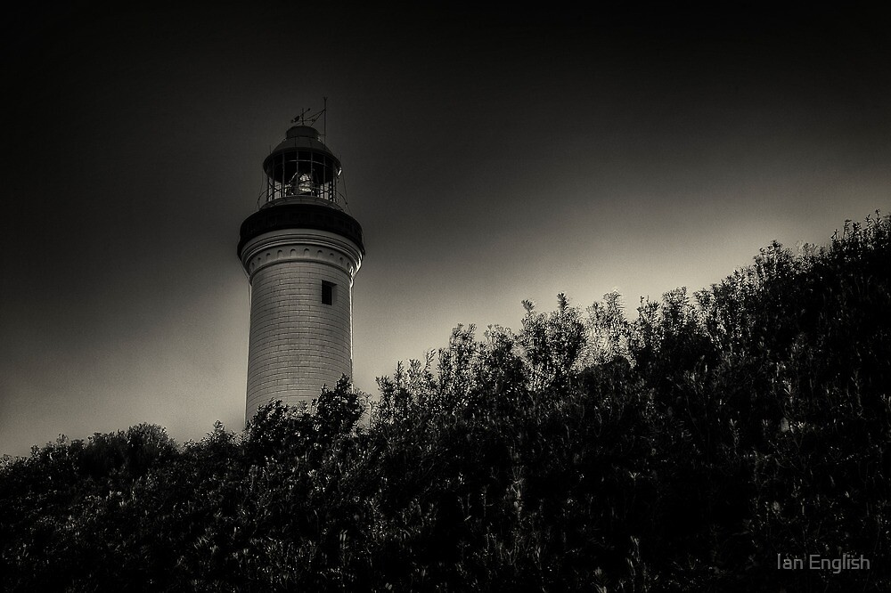 Norah Head Lighthouse by Ian English