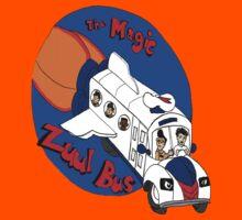 Magic Zuul Bus Kids Tee