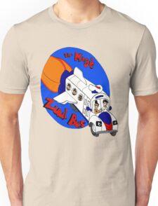 Magic Zuul Bus Unisex T-Shirt