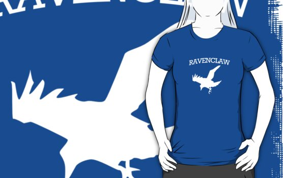 RAVENCLAW PRIDE by Kate Bloomfield